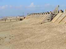 Coastal Defences Stock Images
