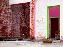 Coastal Demolition 2. Photo taken of the demolition of a beach house at Henley Beach, Adelaide, Australia royalty free stock image