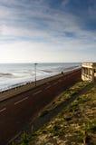 Coastal drive Royalty Free Stock Image