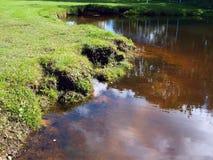 Coastal erosion 2 Stock Image