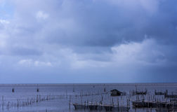 Coastal fisheries Royalty Free Stock Photography