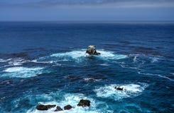 Coastal Fog Big Sur California Royalty Free Stock Image