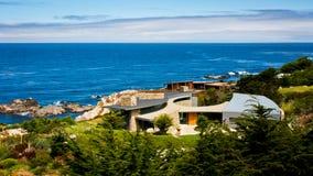Coastal House Royalty Free Stock Photo