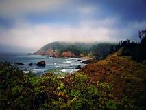 Coastal Journey royalty free stock photo