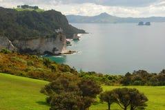 Coastal Landscape Stock Image
