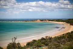 Coastal landscape of Australia Stock Photos