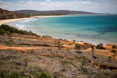 Coastal landscape of Australia Royalty Free Stock Photography