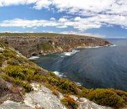 Coastal landscape on Kangaroo Island Stock Images
