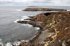 Coastal landscape on Kangaroo Island Royalty Free Stock Image