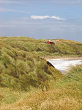Coastal landscape - New Zealand Royalty Free Stock Image