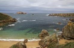 Coastal landscape Stock Photo