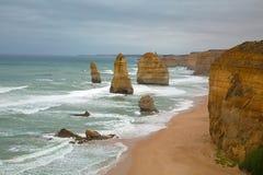 Great Ocean Road, Twelve Apostles Royalty Free Stock Photo