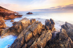 Coastal Landscape Royalty Free Stock Photography