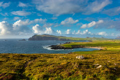 Coastal Landscape in Tipperary in Ireland Stock Images