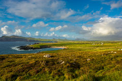Coastal Landscape in Tipperary in Ireland Royalty Free Stock Images