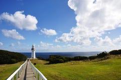 Coastal Lighthouse Stock Image