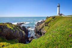 Coastal Lighthouse Stock Photography
