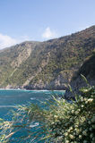 Coastal Liguria Royalty Free Stock Photos