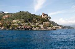 Coastal Liguria Stock Images