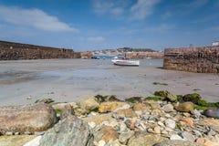 Coastal location around st michaels mount in cornwall england uk Stock Photography