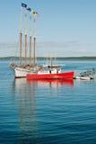 Coastal Maine Stock Image