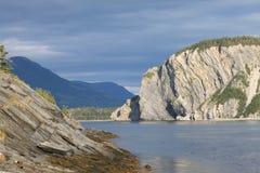 Coastal Mountains Stock Photos
