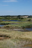 Coastal Nature reserve, Guidel, Brttany Stock Photo