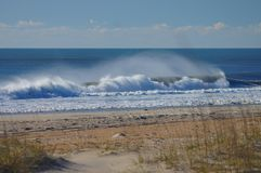 Coastal Outer Banks of North Carolina Stock Photography
