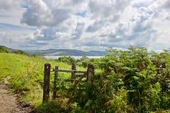 Coastal Path ~ Lyme Regis Royalty Free Stock Images