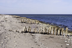 Coastal protection Stock Photography