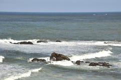 Coastal reefs Royalty Free Stock Photo