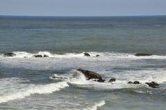 Coastal reefs Stock Photo