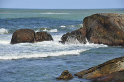 Coastal reefs Stock Images