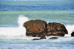 Coastal reefs Royalty Free Stock Image