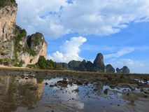 Coastal region of Thailand Stock Image