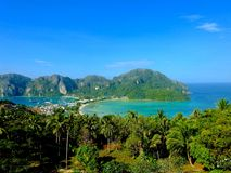 Coastal region of Thailand Royalty Free Stock Photos
