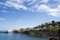 Coastal resort Stock Photos