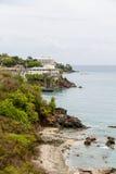 Coastal Resorts in the Tropics Royalty Free Stock Photo
