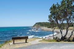 A coastal reteat in the Australian Royalty Free Stock Photos