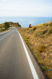 Coastal road Royalty Free Stock Photography