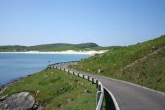 Coastal road Stock Images