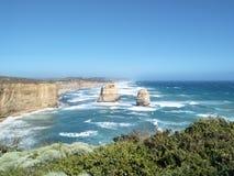 Coastal Rocks stock images