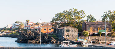 Coastal Scape Royalty Free Stock Image