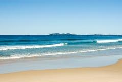 Coastal Scene Royalty Free Stock Photography