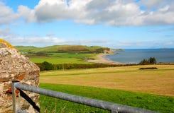 coastal scene стоковые изображения