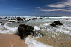 Coastal Scene Royalty Free Stock Images