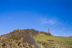 Coastal scene  Channel Islands Royalty Free Stock Photo