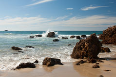 Coastal Scene Stock Photography