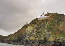 Coastal scene on Sark Stock Photos