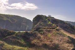 Coastal scene on Sark Royalty Free Stock Images